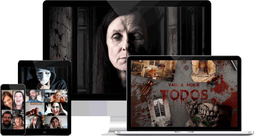 pc Hysterica Games - Escape Room on line - Como Jugar